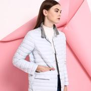 丹诗格尔女装 羽绒服自成时尚焦点