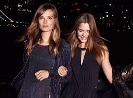 丹麦女装Vero Moda 2016派对系列广告大片