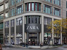 2016购物中心关注服饰品牌榜前50 ZARA排第一