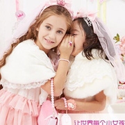 粉美儿女童饰品品牌 圆每个小女孩心中的最美公主梦!