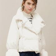 LWEST朗文斯汀女装新品羽绒服温暖冬日时光