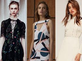 五个小众化中端线的女装品牌推荐 年会有讲究
