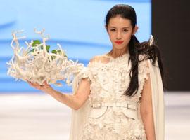 深圳国际时装节:中国名师名牌作品大秀惊艳鹏城