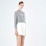 保时霓女装 白色+灰色 秀出魅力