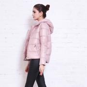 艾诺绮冬季新品冒起粉色泡泡