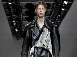 2017秋冬伦敦男装周:韩国设计师带来同名品牌秀