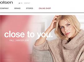 欧洲女装品牌Olsen被Nord Holding收购