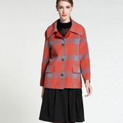 乔万尼女装新年新装 看冬装短裙与外套的完美邂逅~
