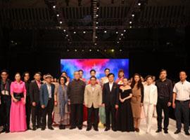 第二届中国(深圳)国际时装节落幕,三大看点回顾看