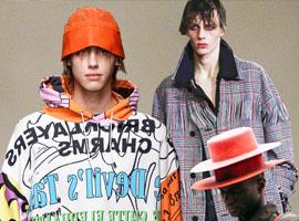2017秋冬伦敦男装周大盘点:秀场到街头的流行趋势