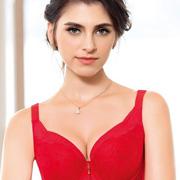 新年换新装 纤妍大红色内衣营造欢喜气氛