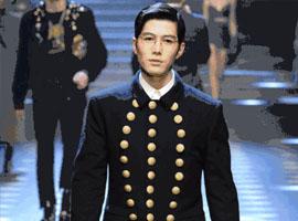 2017秋冬米兰男装周秀评:Dolce & Gabbana发布会