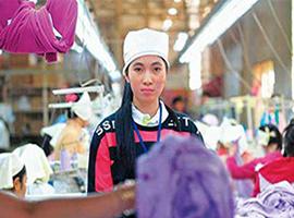 纺织服装转型 中国制造不再是廉价代名词
