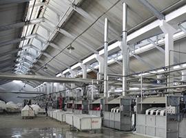 中国印染行业协会深入调研 推动行业转型明发展方向