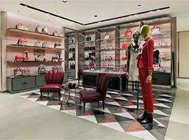 大陆Gucci第三家全新概念店要开业啦 注重购物体验