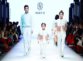 VICKY'Z少儿模特大赛启动 传递家庭的爱和温暖