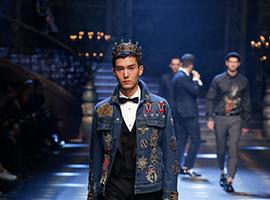 网络新贵们又成了秀场主角 这次是Dolce&Gabbana