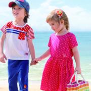 皇后婴儿童装 孩子的时尚陪伴