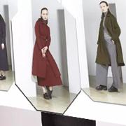 AVRALA奥柔拉女装冬季大衣系列 Fashion and warm