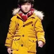 邦尼熊童装冬日时尚单品 打造你的时尚衣橱