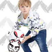 缤果童装男童时尚外套来袭 刷新宝贝帅气值!