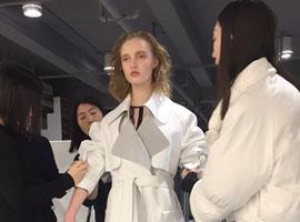 被特朗普家族选中的中国设计师王陶备战纽约时装周