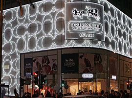 沪多家奢侈品品牌门店销售呈上升趋势 消费回流明显