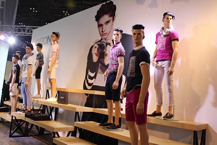 森马旗下新快时尚男装品牌gson亮相chic 掀纽约摩登风尚图片