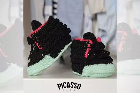 侃爷携手阿迪达斯,Baby Yeezys婴童鞋八月开卖