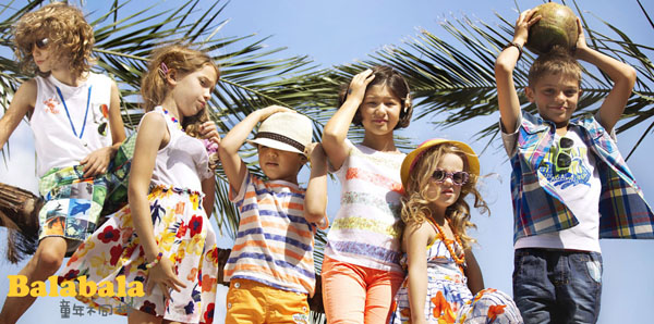 2015中国童装十大品牌排名,巴拉巴拉稳居榜首