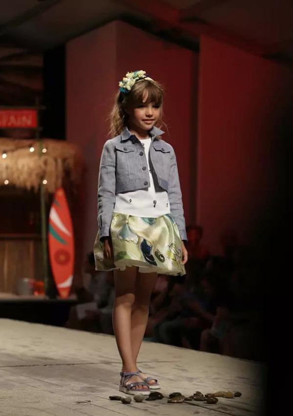 第83界Pitti Bimbo童装2017春夏时装展隆重举行