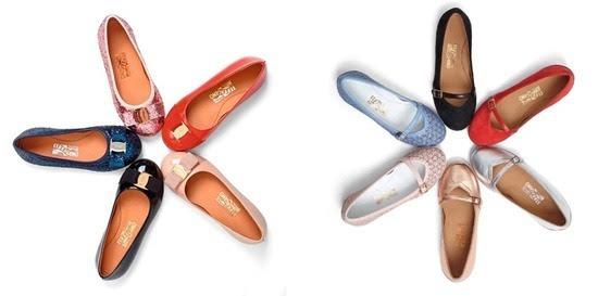 LANVIN借童装换新茂 Ferragamo开卖首个常驻童鞋系列