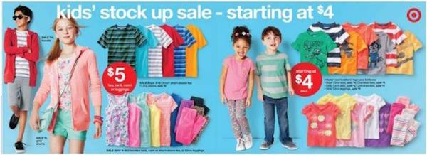 Target推童装新品牌CatJack 销量增长超对手两倍