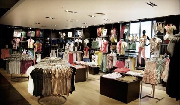 服装零售业