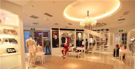 服装店面装修设计理念的十大转变 创造新的购物环境