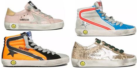 受泰勒和都教授青睐的GGDB出炉2016秋冬童鞋系列