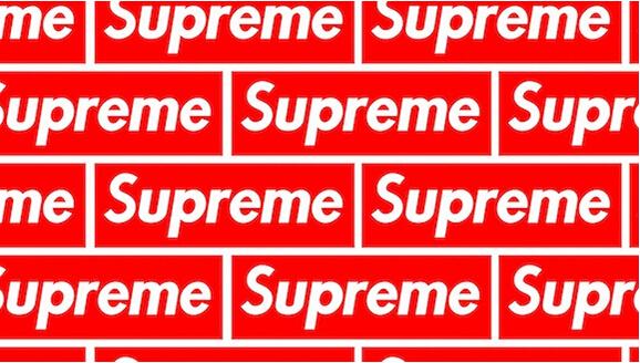 令人两眼发直的supreme,它的logo是怎么来的