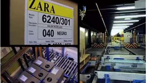 服装零售业的屠夫ZARA如何能1分钟卖3万件衣服?