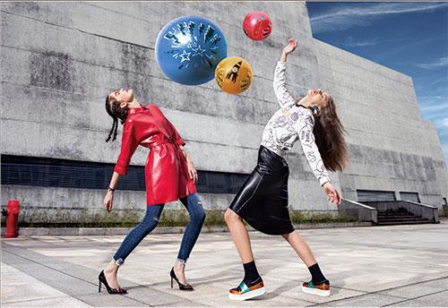 RD 2017年春季时尚新品发布会将隆重举行!