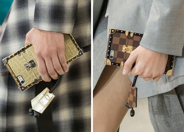 LV在时装周上亮相的iPhone保护壳要成为爆款