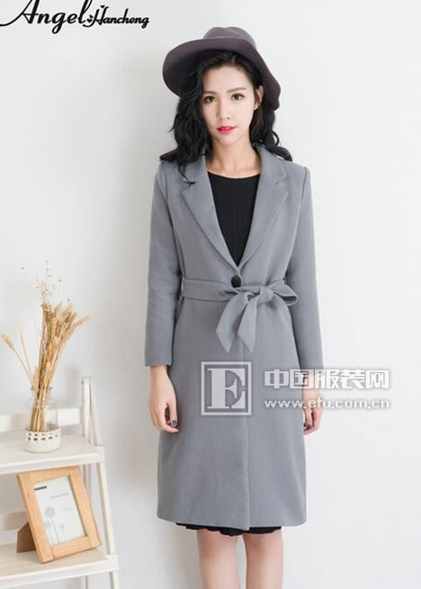 天使韩城女装,初刻拍案惊悚新款上市 优生活够时尚