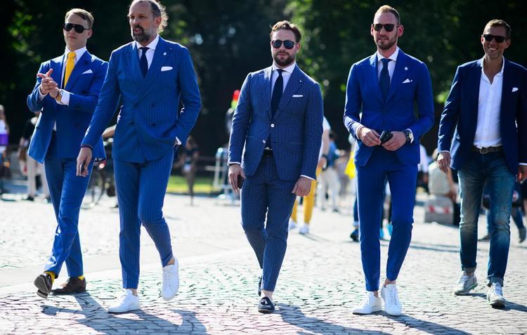 意大利男装展会