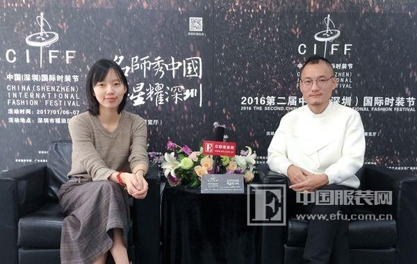 独家专访|十佳时装设计师刘江:源起牡丹亭 刚强与柔美并济的女性时尚