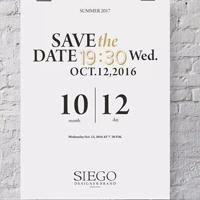 10月10日-12日,潮社联盟2017春夏新品发布会诚邀您的莅临!