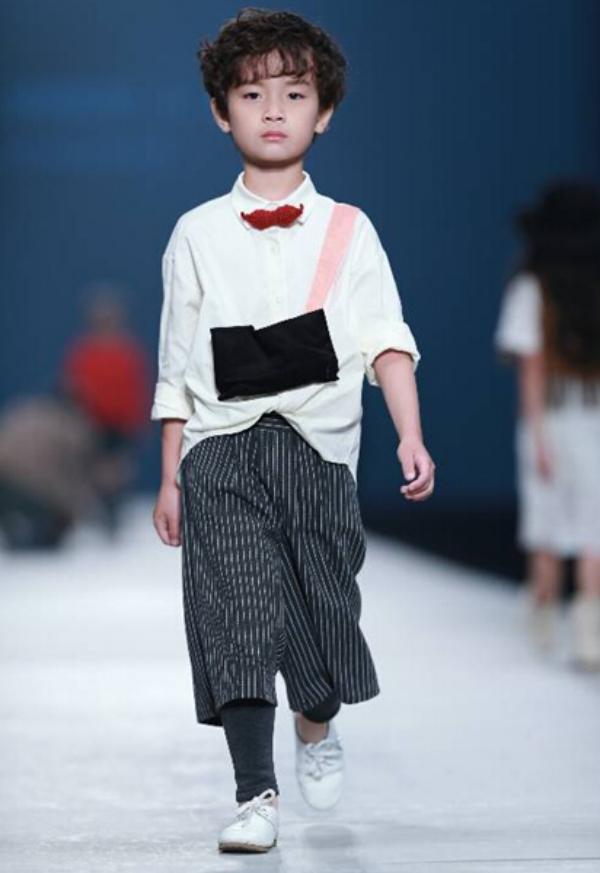 2016春夏杭州国际时尚周:直击潮童星国际少儿超模大赛图片