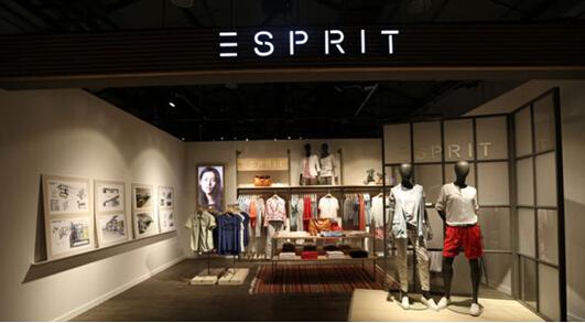 Esprit 思捷环球表现疲软 已关闭多家商铺
