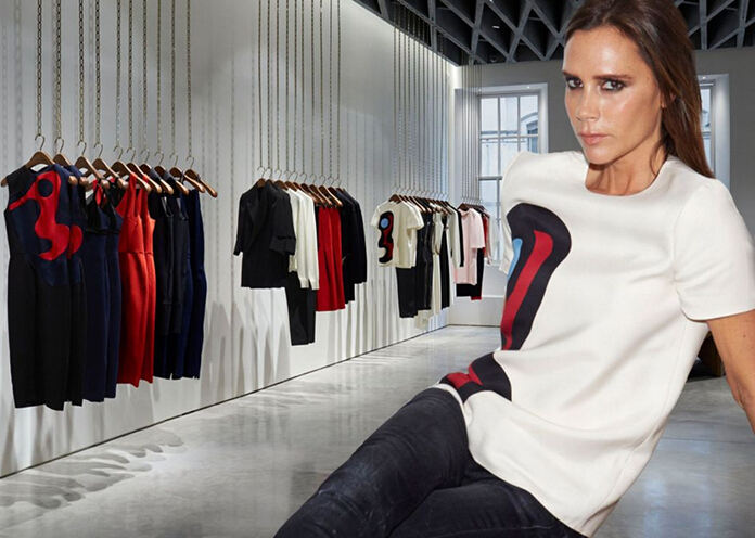 Victoria Beckham贝嫂亚洲首间店即将在香港开业