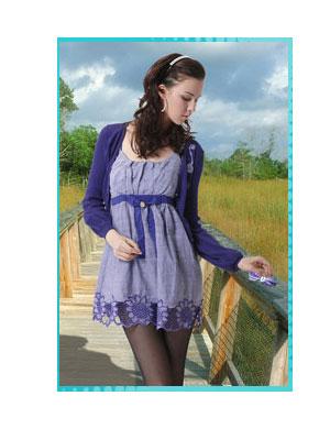 女装 产品类别: 服装女装 简介: 可香儿女装为25-35岁的现代知识女性