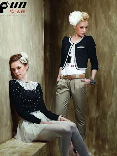 都市高端时尚的设计师品牌着品女装诚邀加盟
