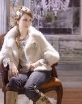 粉红玛琍女装92687款